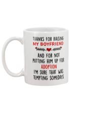 Raising My Boyfriend Mug back