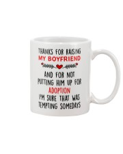 Raising My Boyfriend Mug front