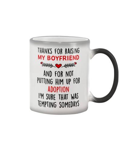 Raising My Boyfriend