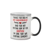 Raising My Boyfriend Color Changing Mug thumbnail