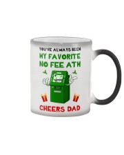 You've Always Been My Favorite No Fee ATM Color Changing Mug thumbnail