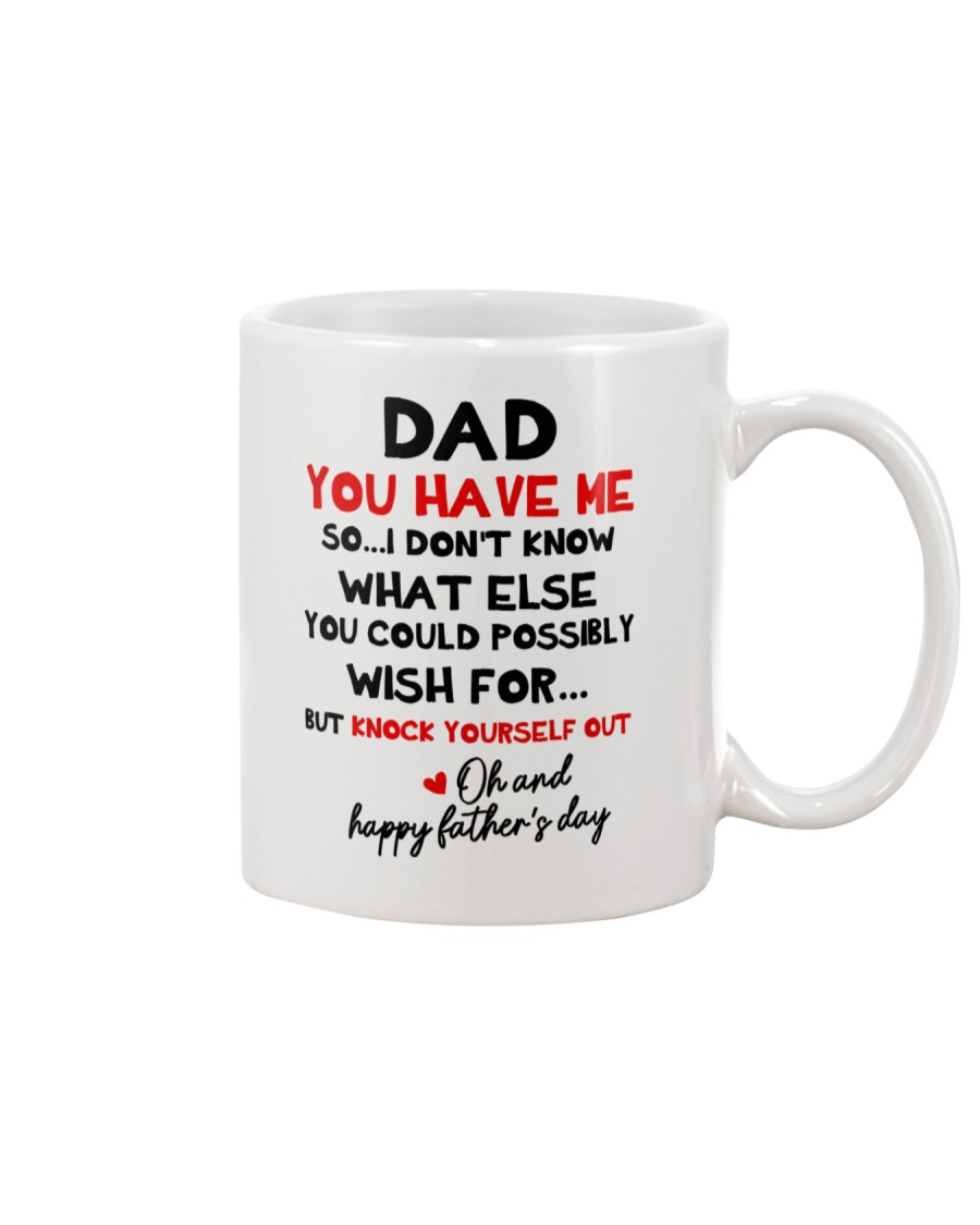 What Else You Could Wish For Mug