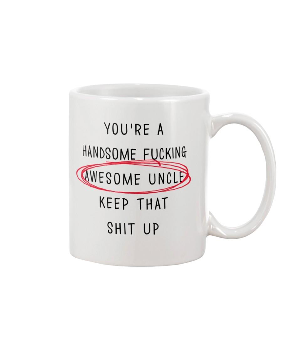 Pretty Awesome Uncle Mug