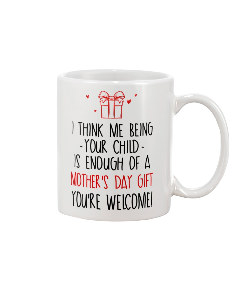 Your Child Is Enough Mug