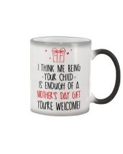 Your Child Is Enough Color Changing Mug thumbnail