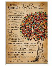 Mother-in-law 11x17 Poster front