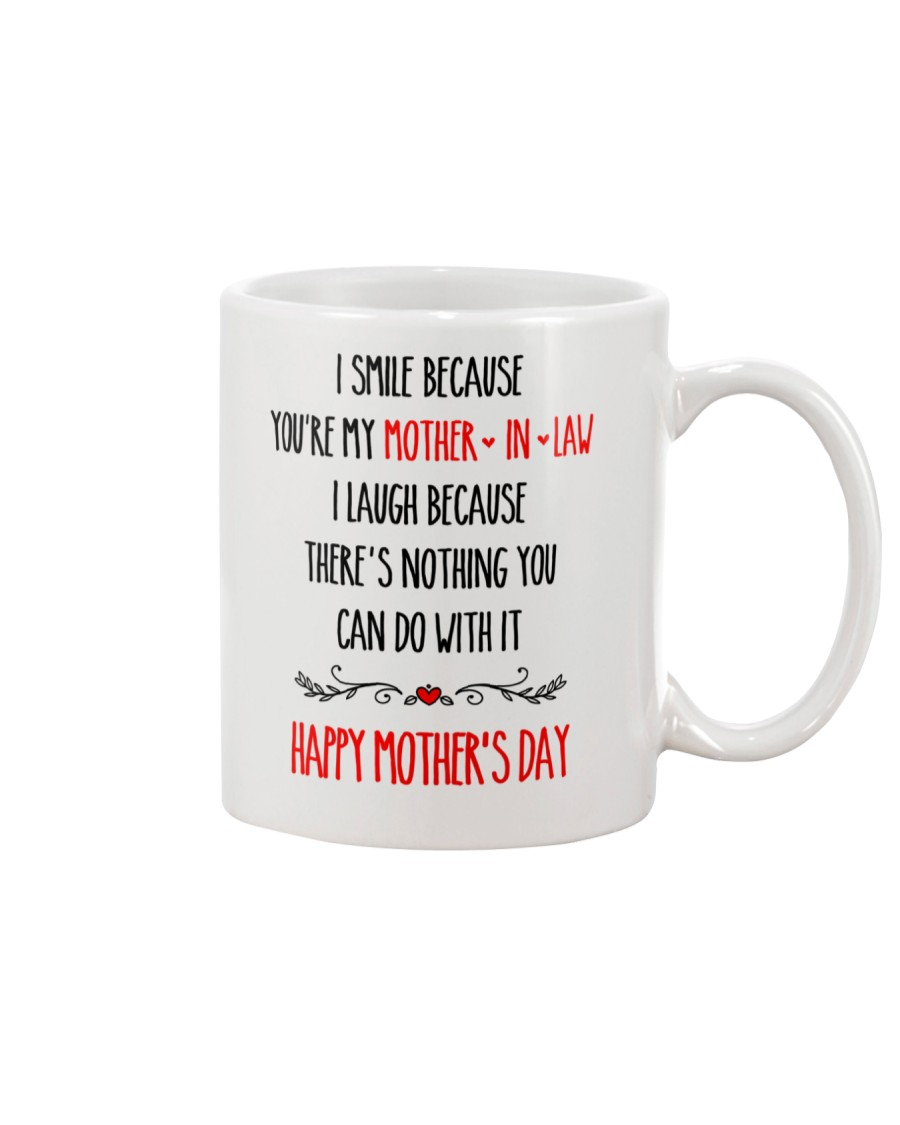 Smile Mother-in-law  Mug