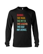 Nonno Bad Influencer Long Sleeve Tee thumbnail