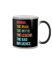 Nonno Bad Influencer Color Changing Mug thumbnail