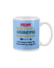 Grandma Knows Everything Mug thumbnail