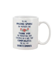 To My Amazing Spouse Mug tile