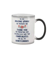 To My Amazing Spouse Color Changing Mug thumbnail
