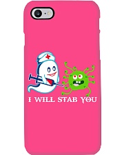 i will stab you Phone Case i-phone-7-case