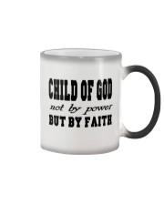 CHild Of God Color Changing Mug thumbnail