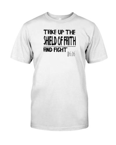 Christian Shirt Shield Of Faith