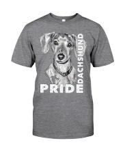 PRIDE DACHSHUND Classic T-Shirt thumbnail