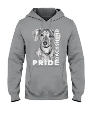 PRIDE DACHSHUND Hooded Sweatshirt thumbnail