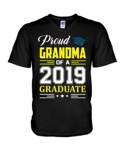 Proud Grandma Of A 2019 Graduate