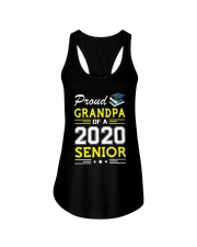 Proud Grandpa Of A 2020 Senior Graduation Ladies Flowy Tank thumbnail