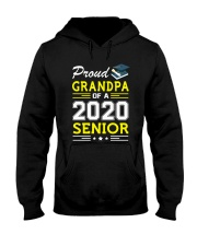 Proud Grandpa Of A 2020 Senior Graduation Hooded Sweatshirt tile