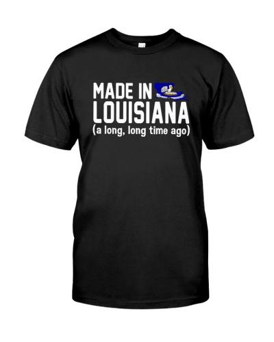 Made in Louisiana a long long time ago