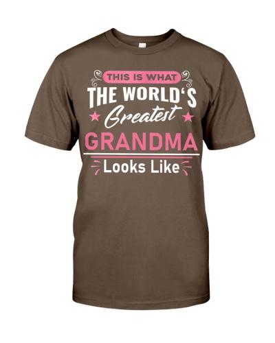 What Worlds Greatest Grandma Looks Like