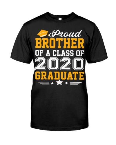 proud brother 2020 graduate graduation senior