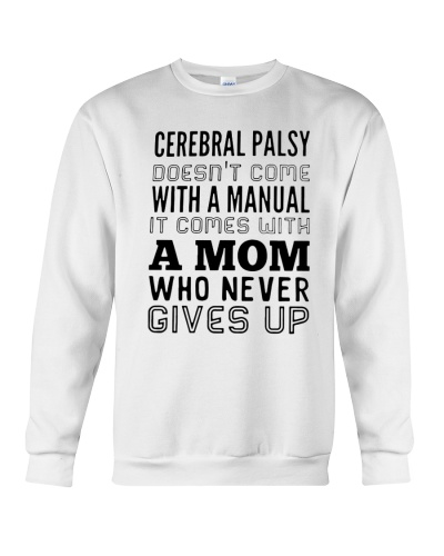 Cerebral palsy doesn't come with a manual it comes