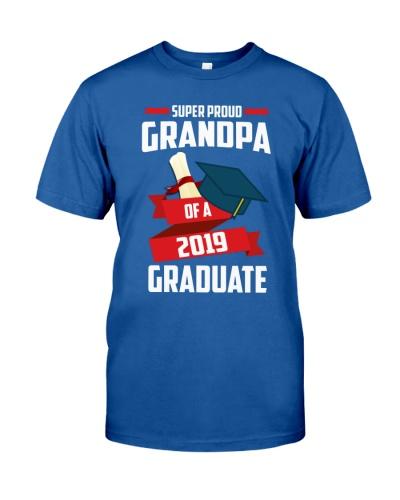Proud Grandpa Of A 2019 Graduate