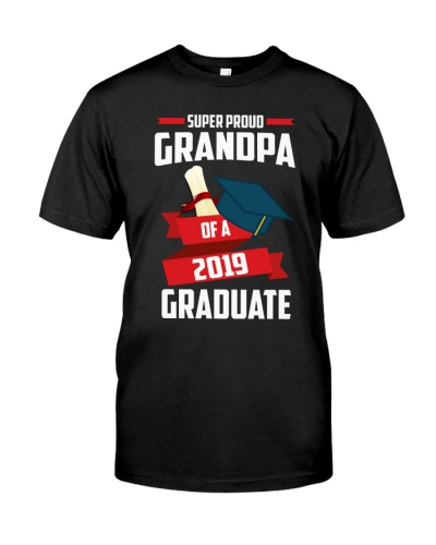 Proud Grandpa Of A 2019 Graduate
