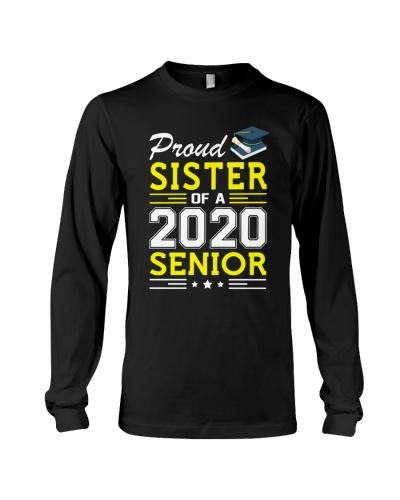 Proud Sister Of A 2020 Senior Graduation