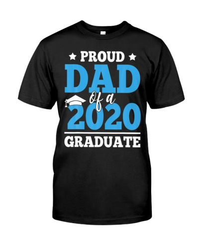 Proud Dad Of A Class Of 2020 Graduate
