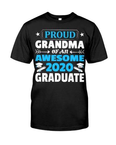 Proud Grandma of an Awesome 2020 Graduate