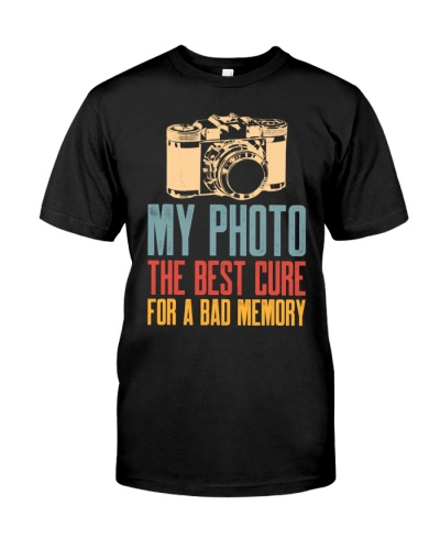 Funny Photography Lovers Camera Photographer Gift