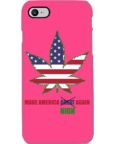 MAKE AMERICA HIGH AGAIN FUNNY t-shirts