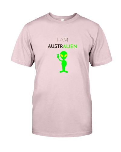 I AM AUSTRALIEN T-SHIRT FOR ALL AUSTRALIENS
