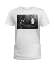 especially t shirt Ladies T-Shirt front