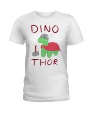 DINO THOR T SHIRT Ladies T-Shirt thumbnail