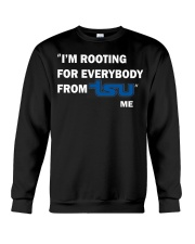 i'm rooting for everybody from tsu me t shirt Crewneck Sweatshirt thumbnail