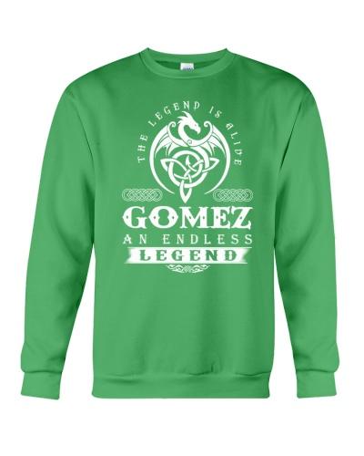 G-O-M-E-Z d1 front