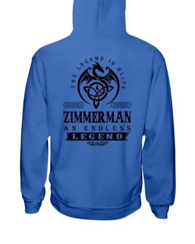 Z-I-M-M-E-R-M-A-N bd back