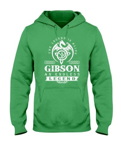 G-I-B-S-O-N d1 front
