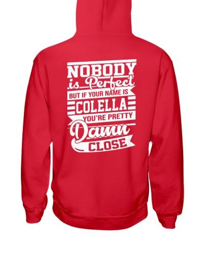 COLELLA n1 back
