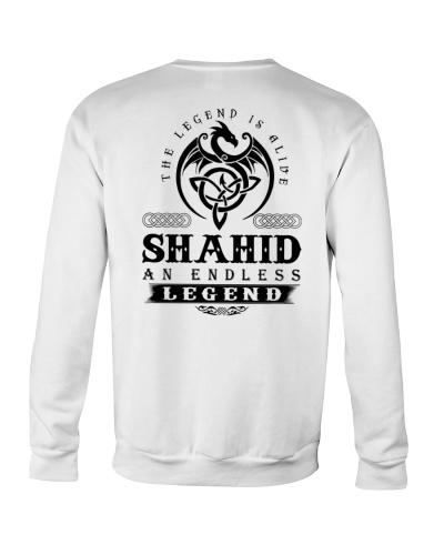 S-H-A-H-I-D bd back