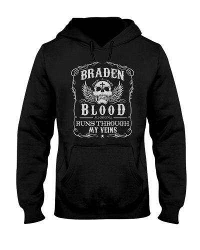 BRADEN bw front