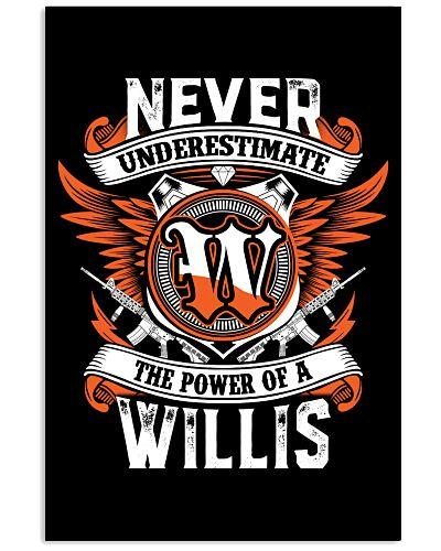 W-I-L-L-I-S