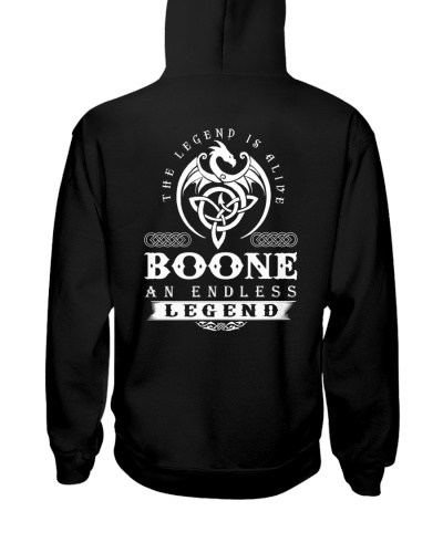 BOONE d1 back