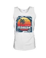 FLORIDA Miami Beach  Unisex Tank thumbnail