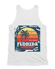 FLORIDA Miami Beach  All-over Unisex Tank thumbnail