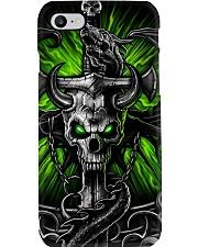 skull and dragon Phone Case i-phone-7-case